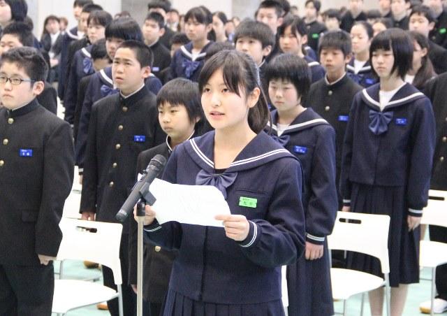余喜小学校新校舎」、「羽咋中学...